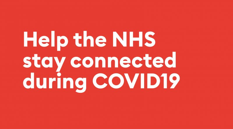 Help the NHS connect with people
