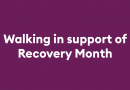 WALKING THE ROAD TO RECOVERY IN SOUTH TYNESIDE