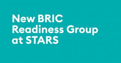 New BRIC Readiness Group at STARS